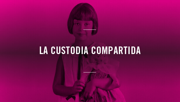 La custodia compartida