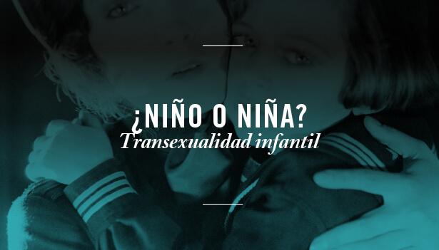 La transexualidad de los buenos hijios/as ¿Niño o niña?