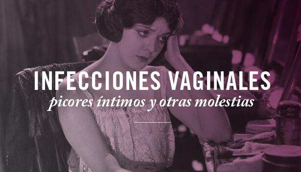 Infecciones vaginales: picores íntimos y otras molestias