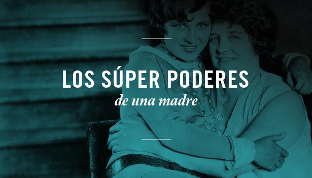 Diario de malamadre: súper poderes o cómo acabar hablando como tu madre
