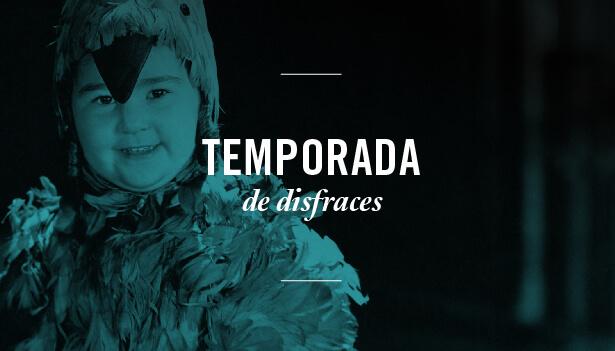 Diario de malamadre: se abre la temporada de disfraces, ¡a temblar!