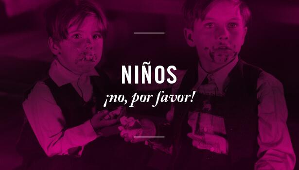 Diario de malamadre: ¡niños no, por favor!