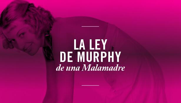 La ley de Murphy y la maternidad