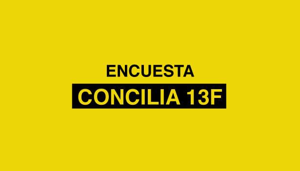 Primeros resultados de #concilia13f y la utopía de la conciliación