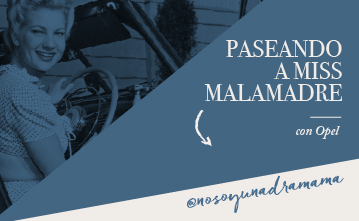 Paseando a Miss Malamadre: Carmen Osorio