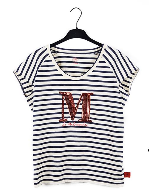 "Camiseta Tierrasanta ""M de Malamadre"""