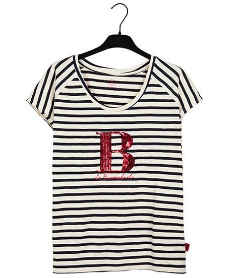 "Camiseta Tierrasanta ""B de Buenaabuela"""