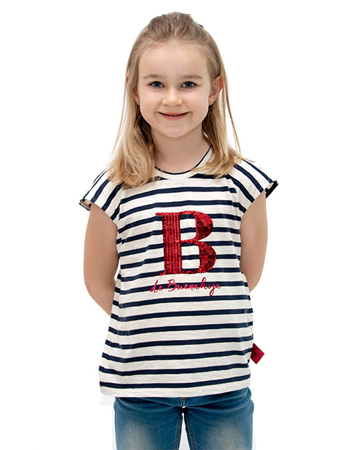 "Camiseta Tierrasanta ""B de Buenahija"""