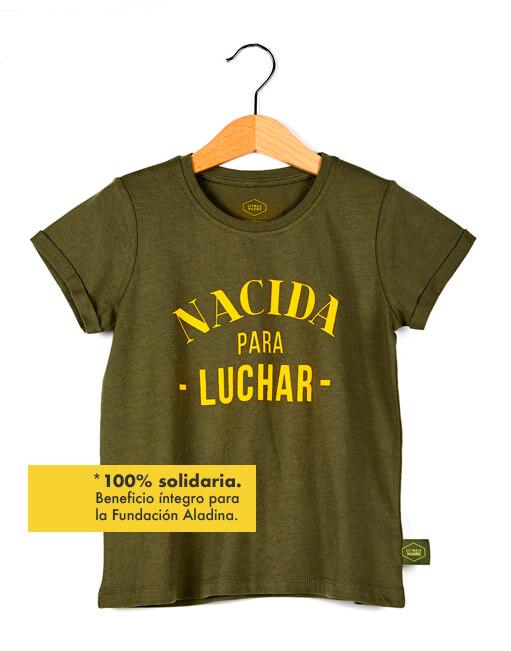 Camiseta buenahija NACIDA 2017