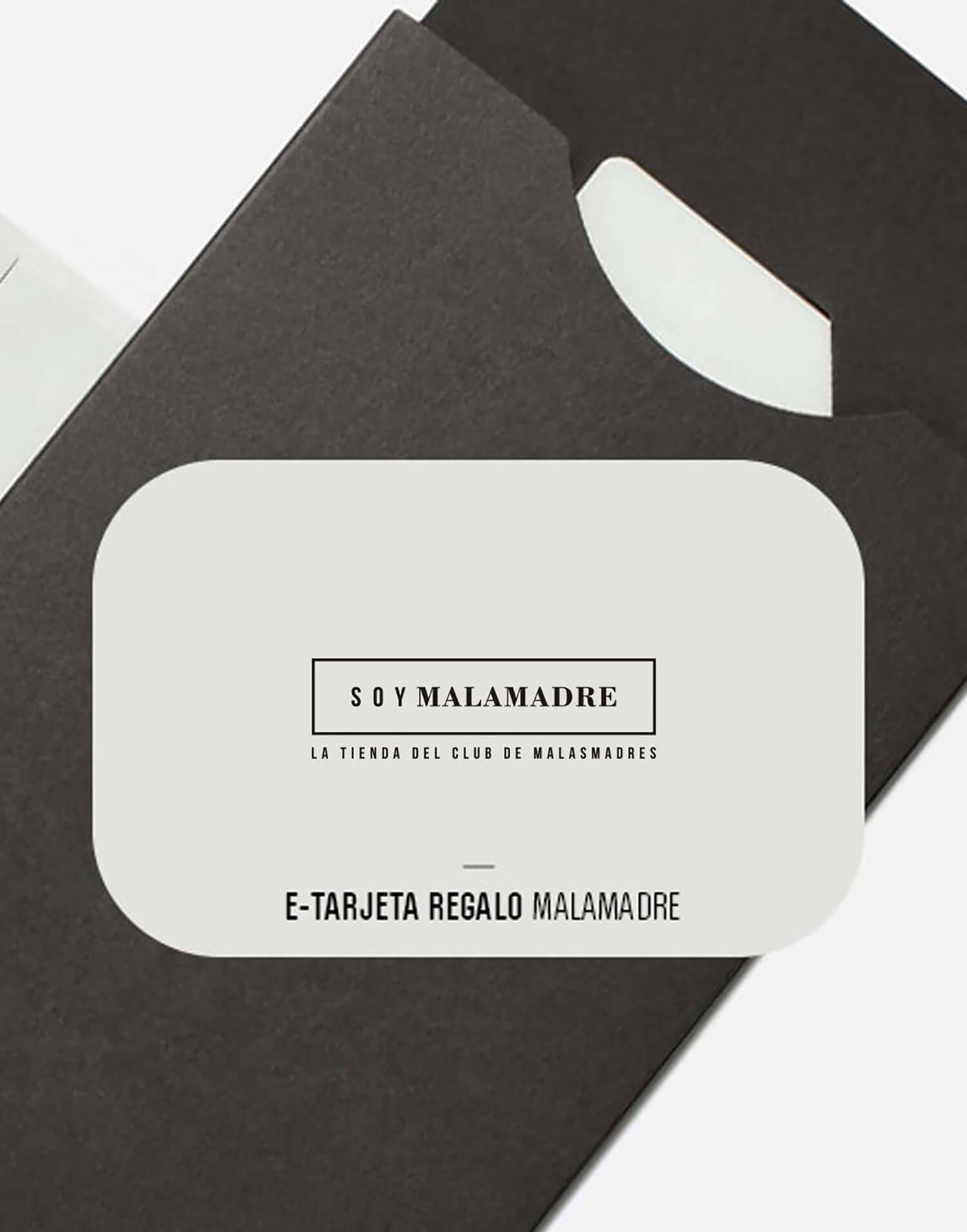 E-tarjeta Regalo Soy Malamadre