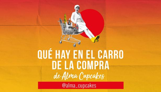 Hacer la compra con Alma Obregón