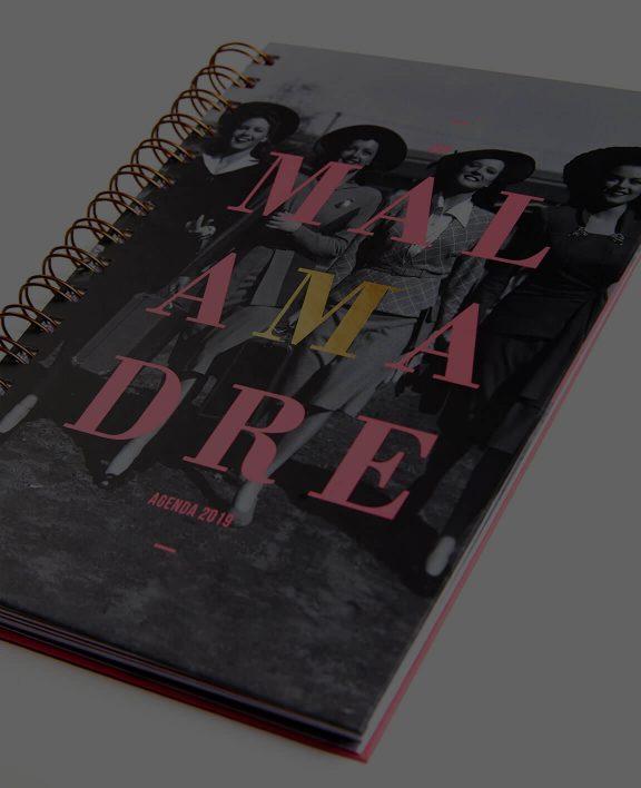"Agenda ""Soy Malamadre"" 2019"