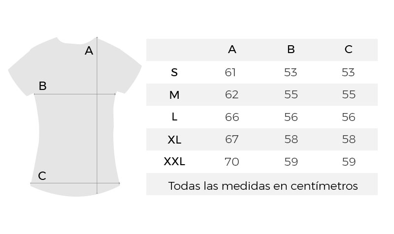 guia-tallas-camiseta-marron