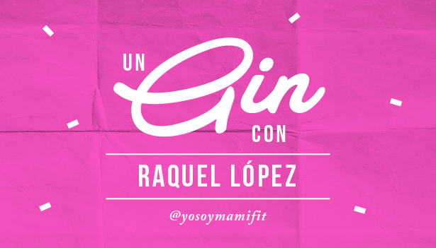 Un gin con Raquel López- ¡Aforo completo!