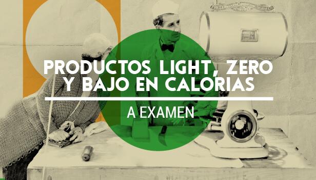 Vuelve 'Hacer la compra con': productos light, a examen ¡AFORO COMPLETO!