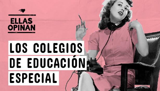 Ellas opinan: la educación inclusiva