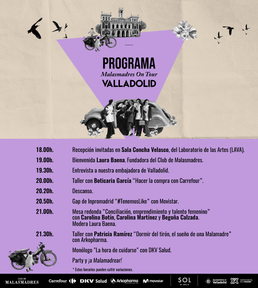 programa-malasmadres-on-tour-valladolid-agenda