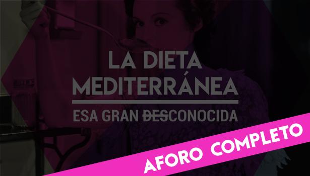 La dieta mediterránea, ¿la conoces realmente?