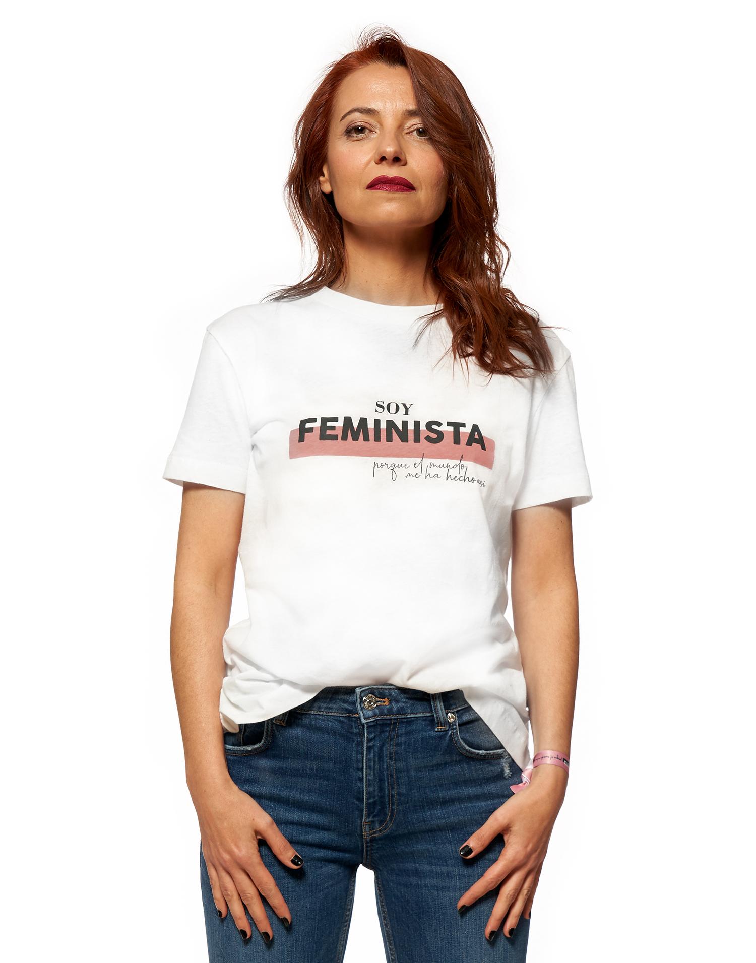 "Camiseta ""Soy Feminista"""