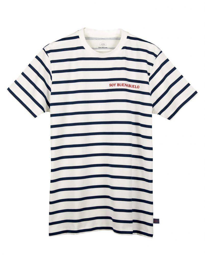 buenabuelo camiseta tierrasanta