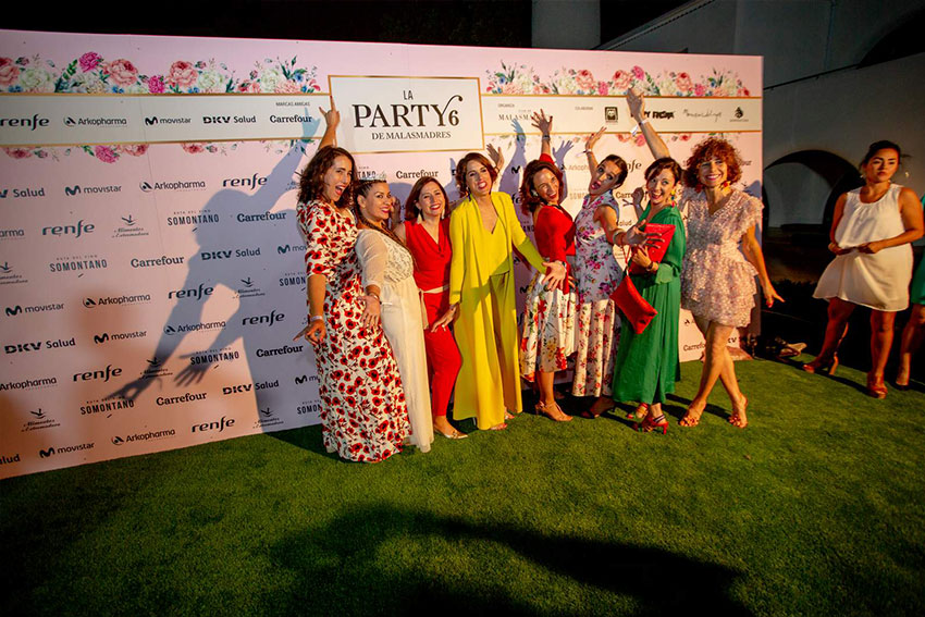 malasmadres-photocall-party