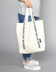Tote bag 'Soy Malamadre'