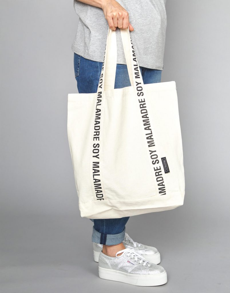 tote bag soy malamadre