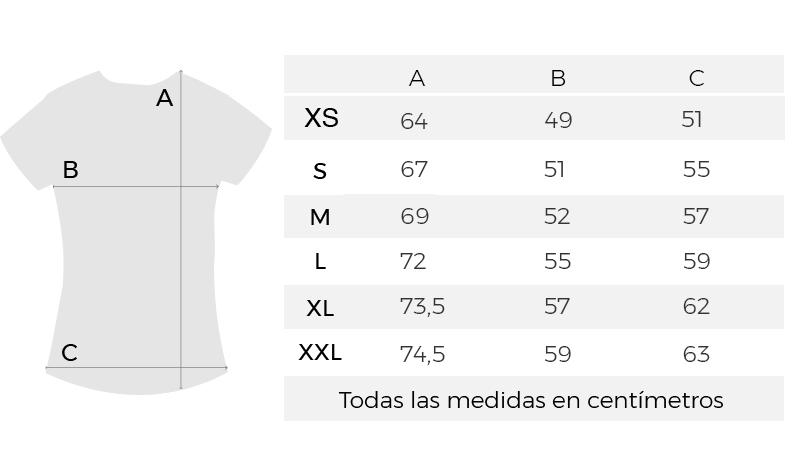 medidas-camiseta-negra-malamadre