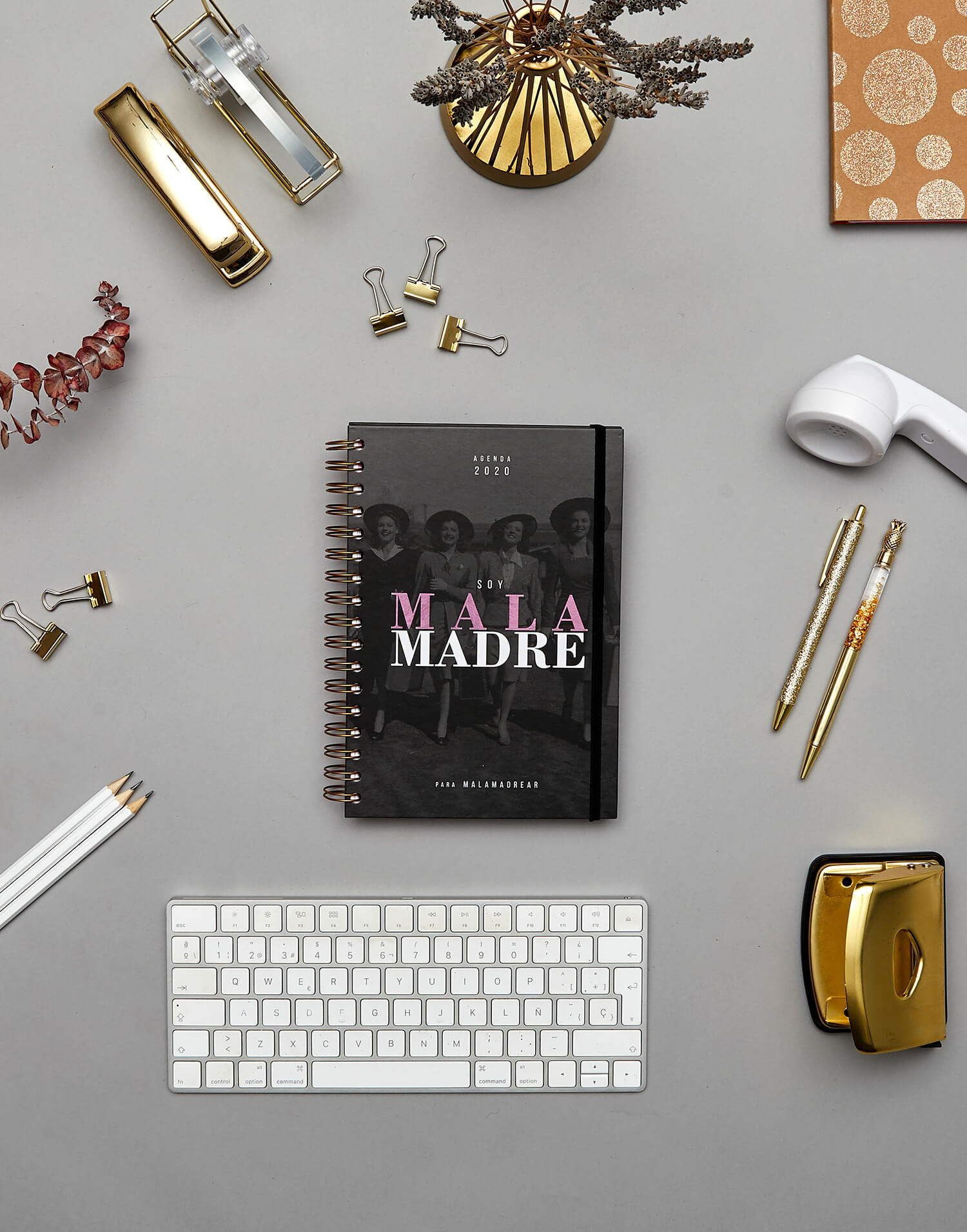 "Agenda ""Soy Malamadre"" 2020"