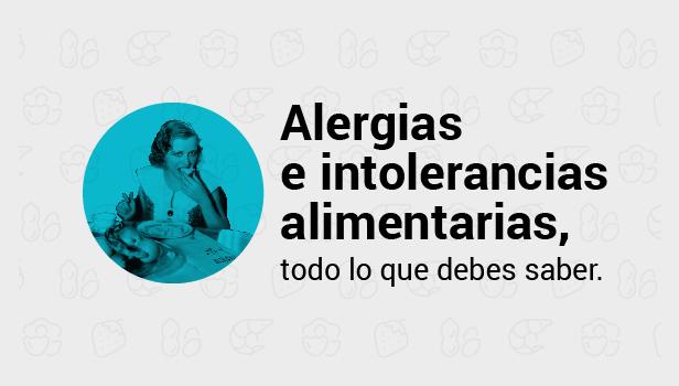 Las alergias e intolerancias alimentarias