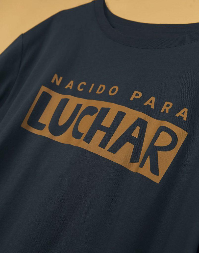 Camiseta de Buenpadre 'Nacido para luchar'