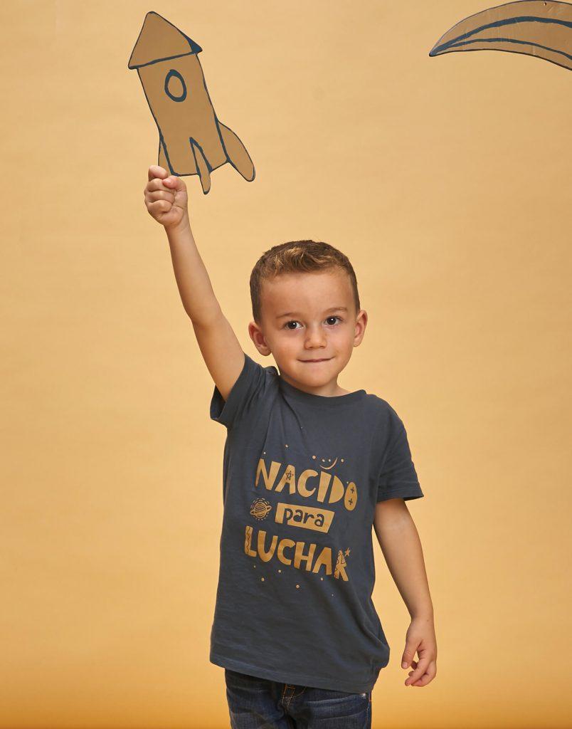camiseta nacido para luchar malasmadres aladina
