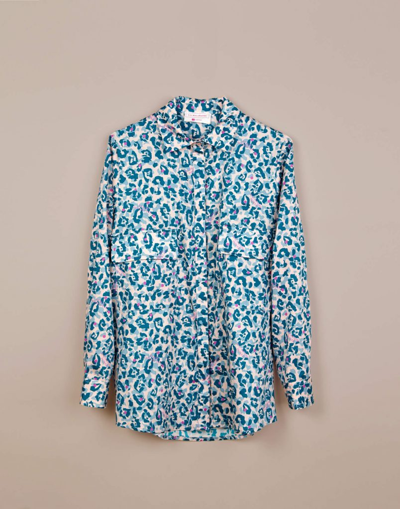Camisa animal print 'Malamadre Power'