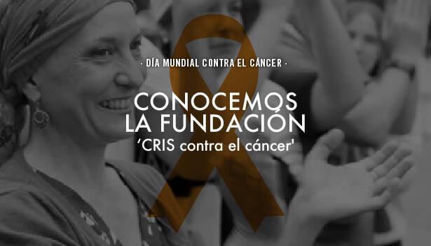 """""""La única barrera es la falta de concienciación de la urgencia y lo vital que es apoyar la investigación contra el cáncer"""""""