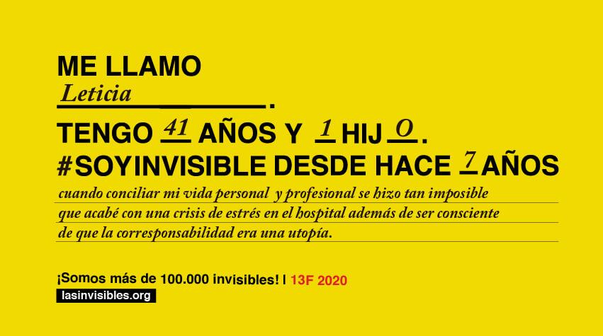 Cuando más de 100.000 mujeres destaparon su invisibilidad