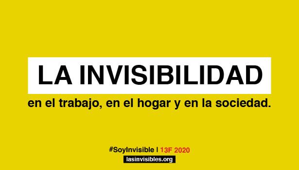 Cuando más de 100.000 mujeres destapamos nuestra invisibilidad