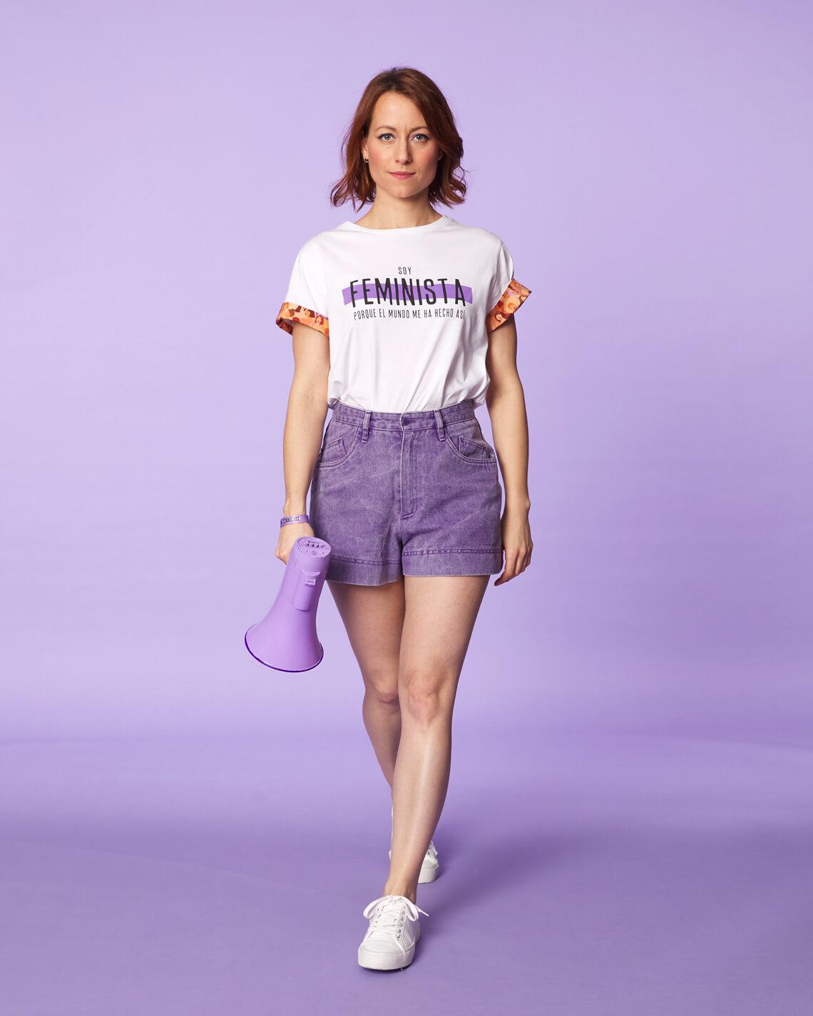 camiseta soy feminista