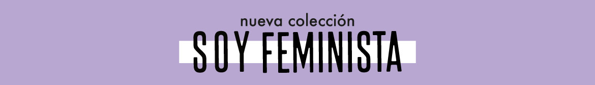 Complementos 'Soy feminista' 2020