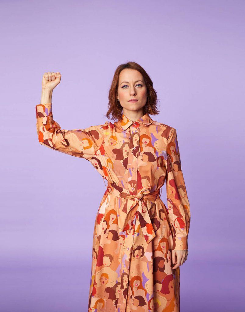 Vestido 'Soy Feminista'