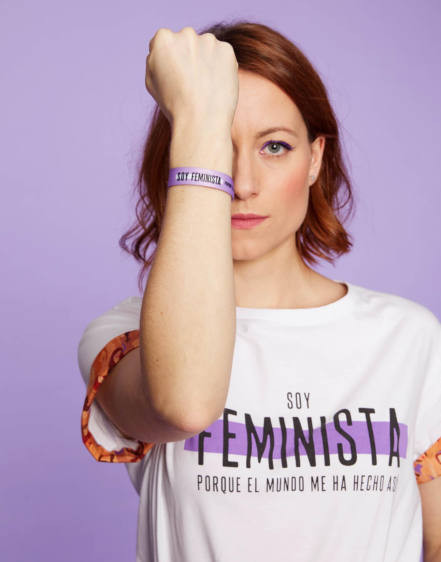 Pulsera 'Soy Feminista'