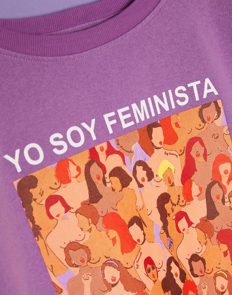 Sudadera 'Soy Feminista'