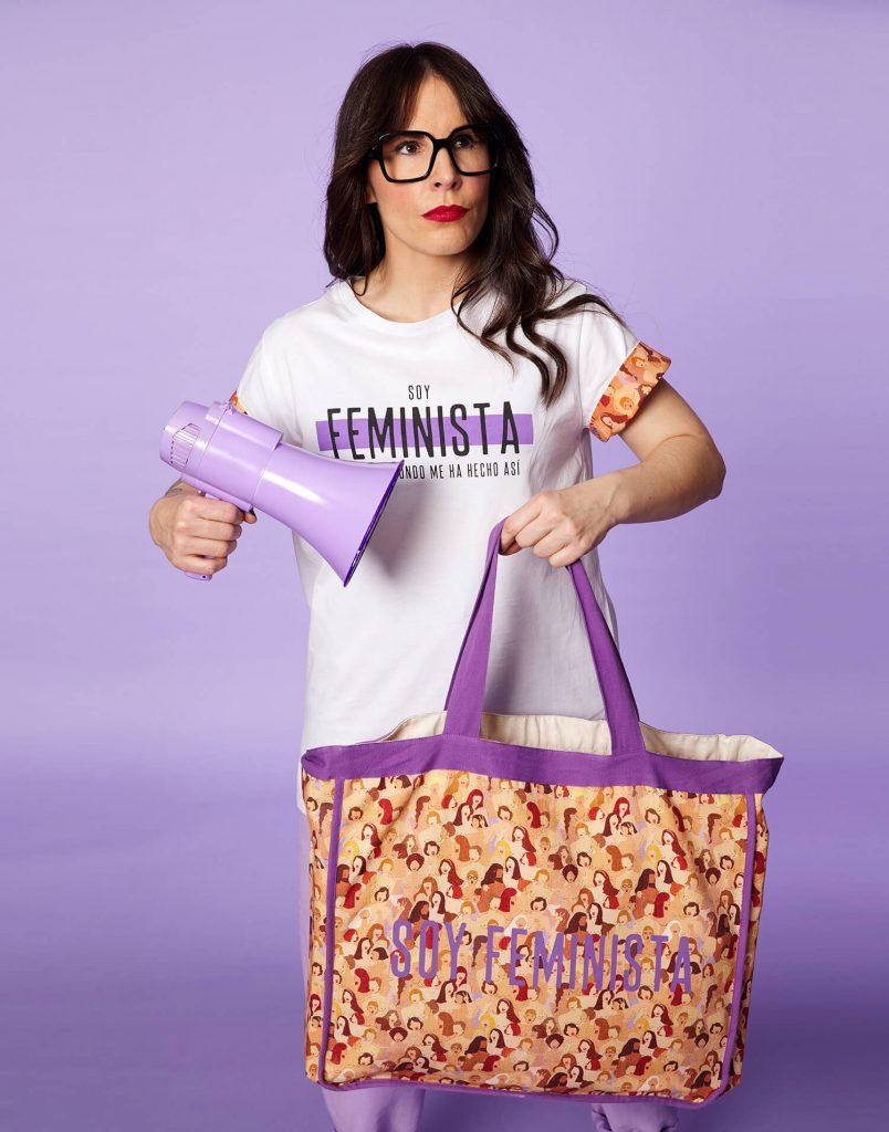 Tote bag 'Soy Feminista'