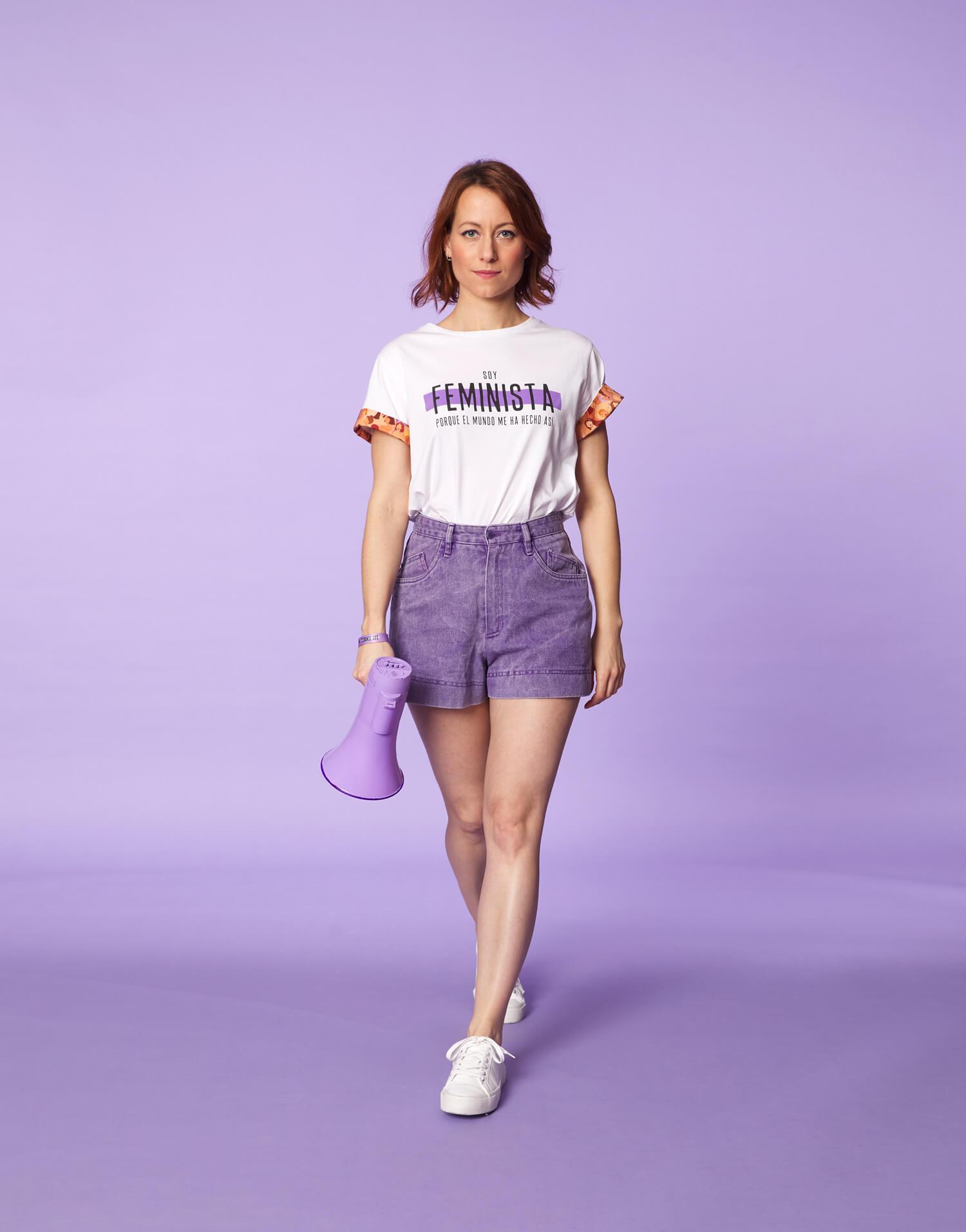 Camiseta 'Soy Feminista' 2020