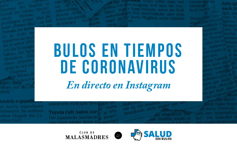 malasmadres bulos coronavirus