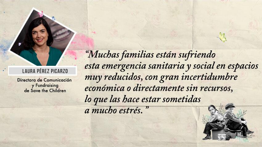 La emergencia de las familias con menos recursos en la crisis del Covid-19