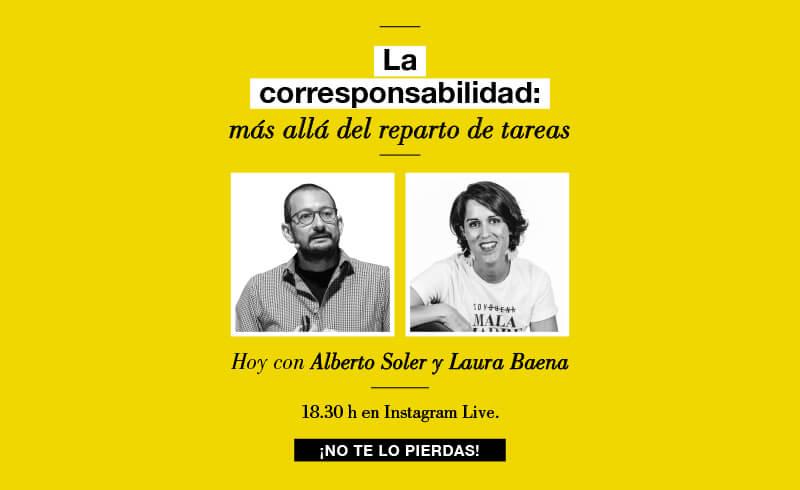La corresponsabilidad, en Directo con Alberto Soler