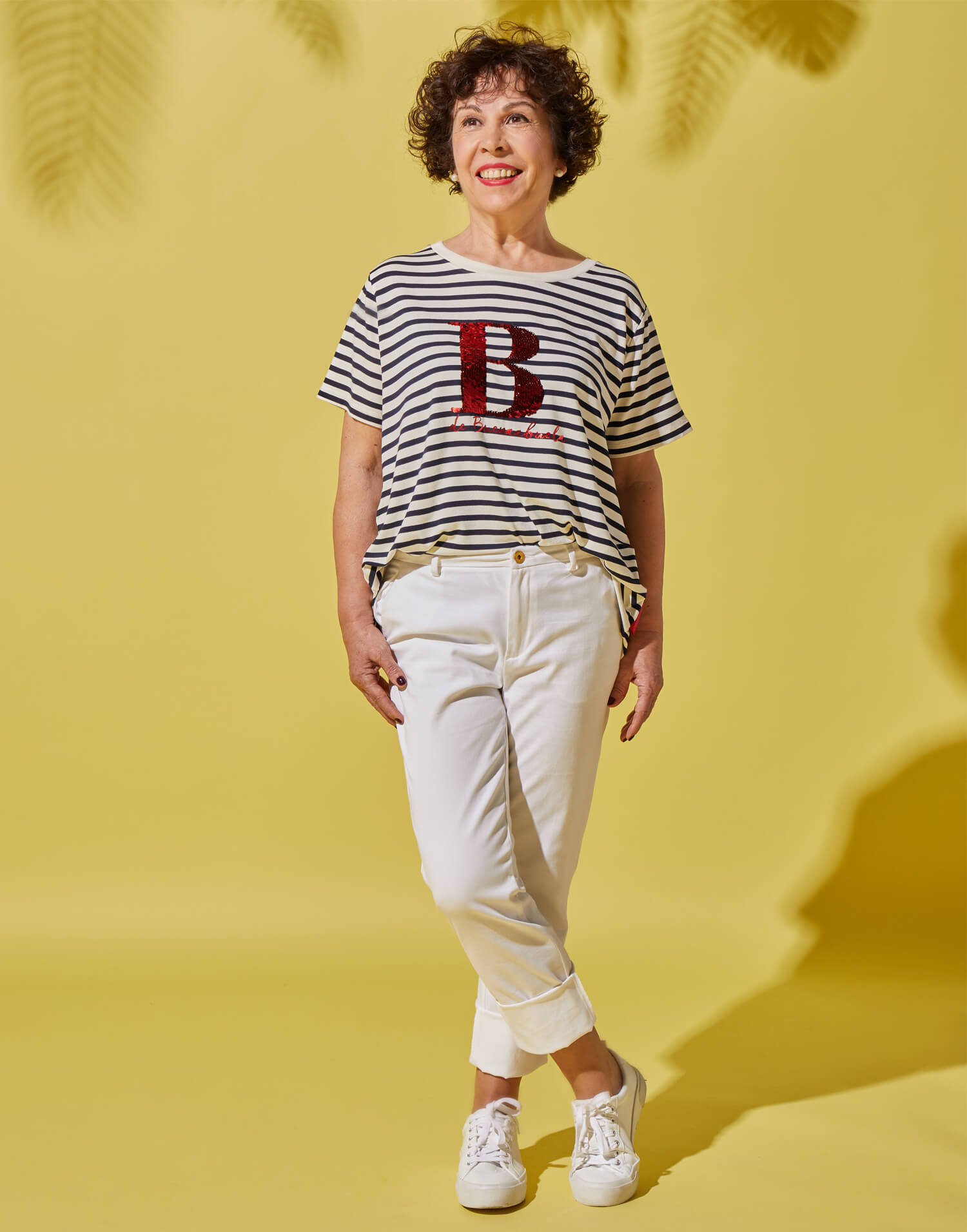 Camiseta Tierrasanta – B de buenaabuela