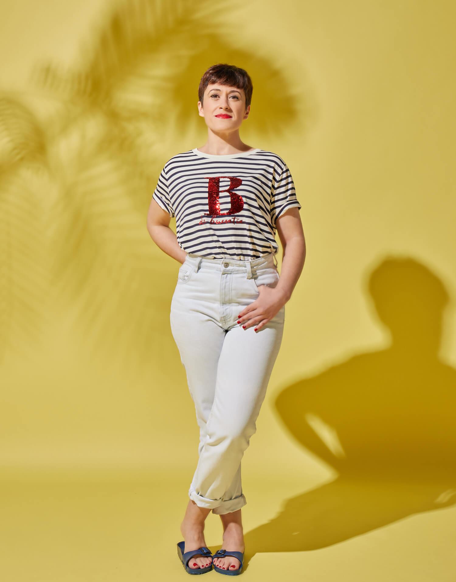 Camiseta Tierrasanta – B de buenatía