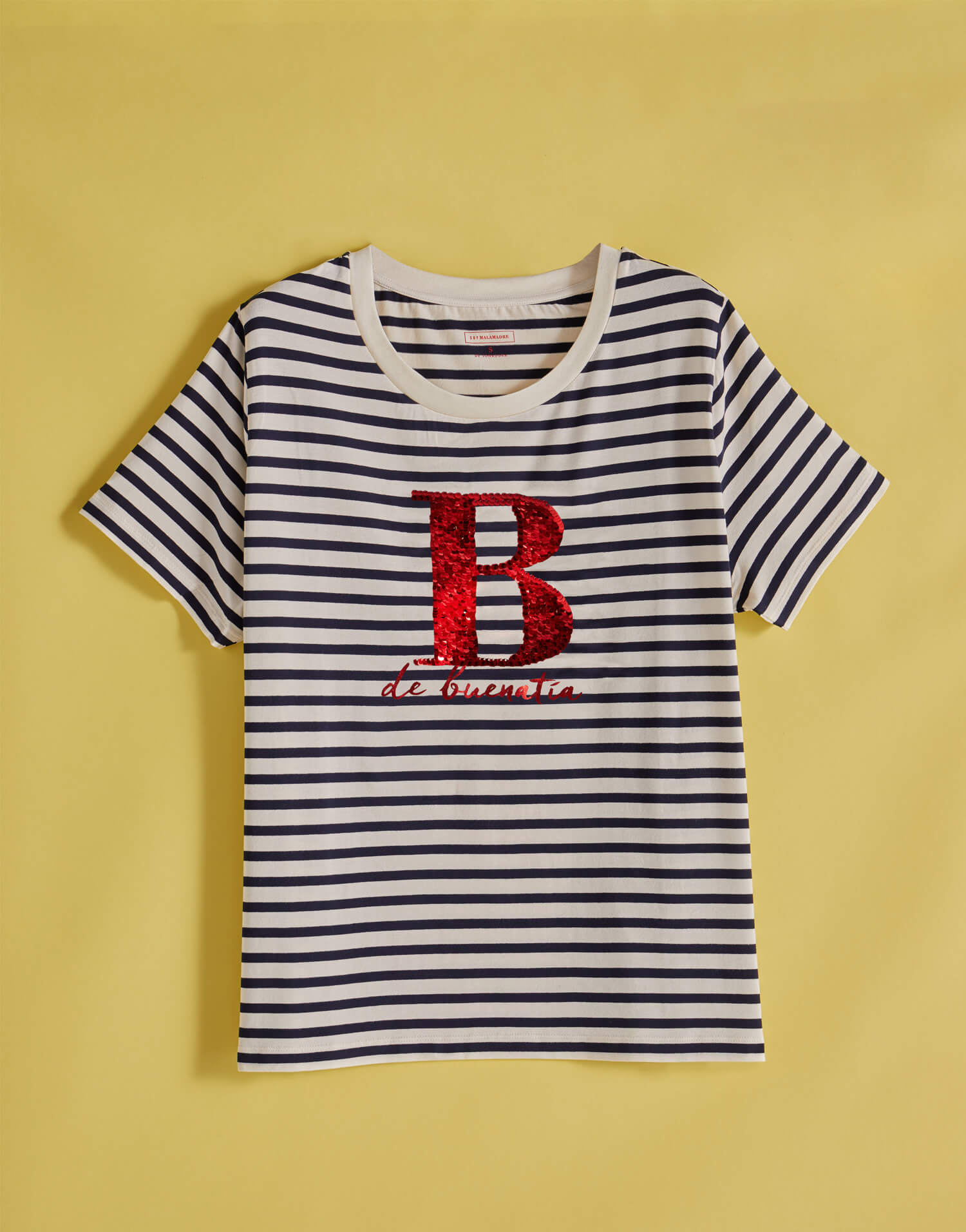 Camiseta mujer - B de Buenatía