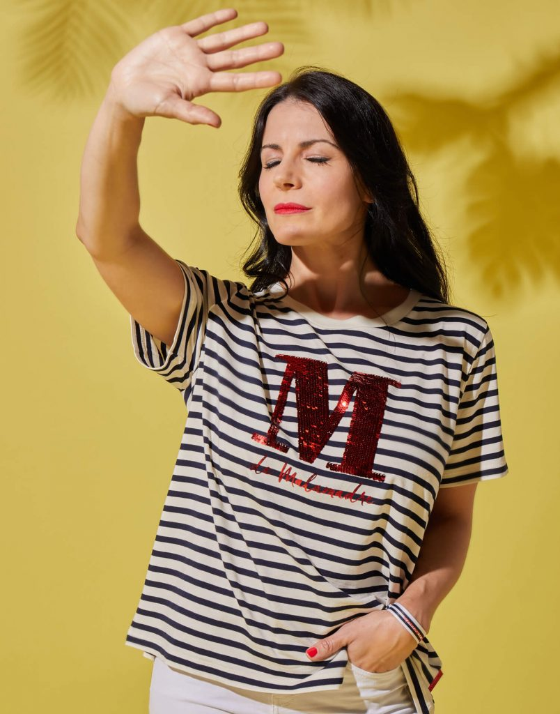 Camiseta Mujer - M de Malamadre